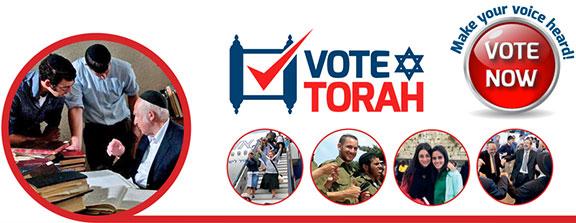 Vote Torah